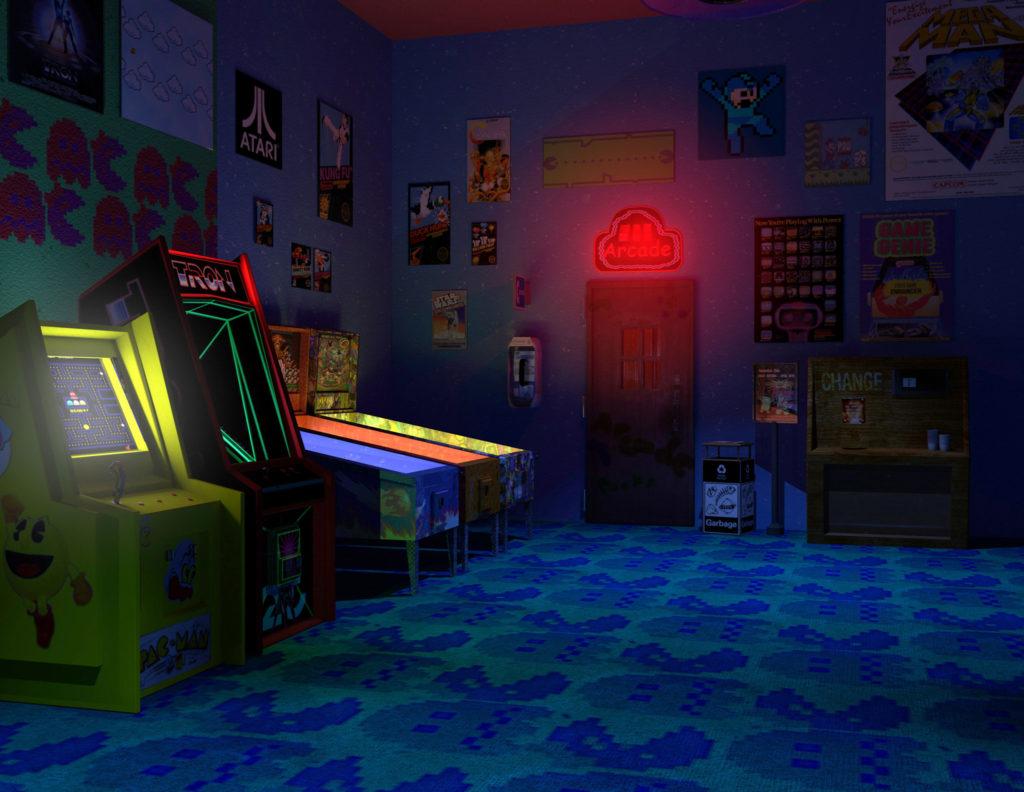 Tristamus' Arcade
