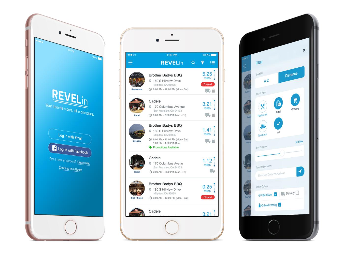 REVELin App