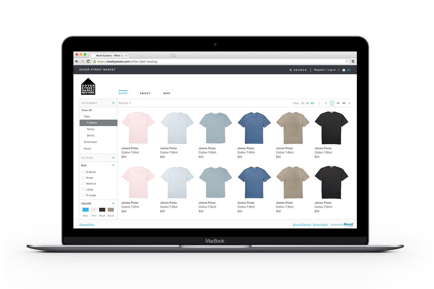 E-Commerce - Retail Shot 1