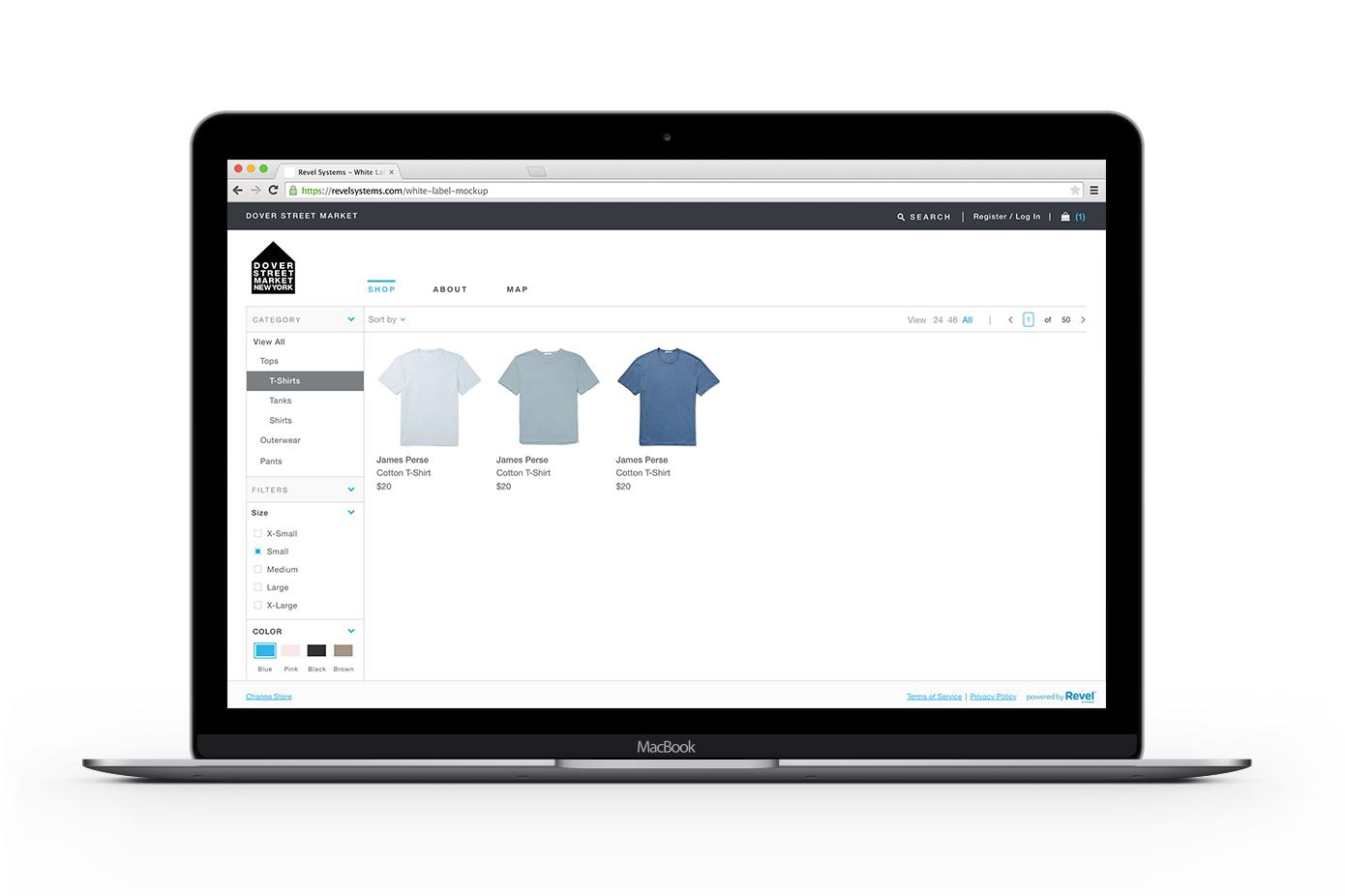 E-Commerce - Retail Shot 3