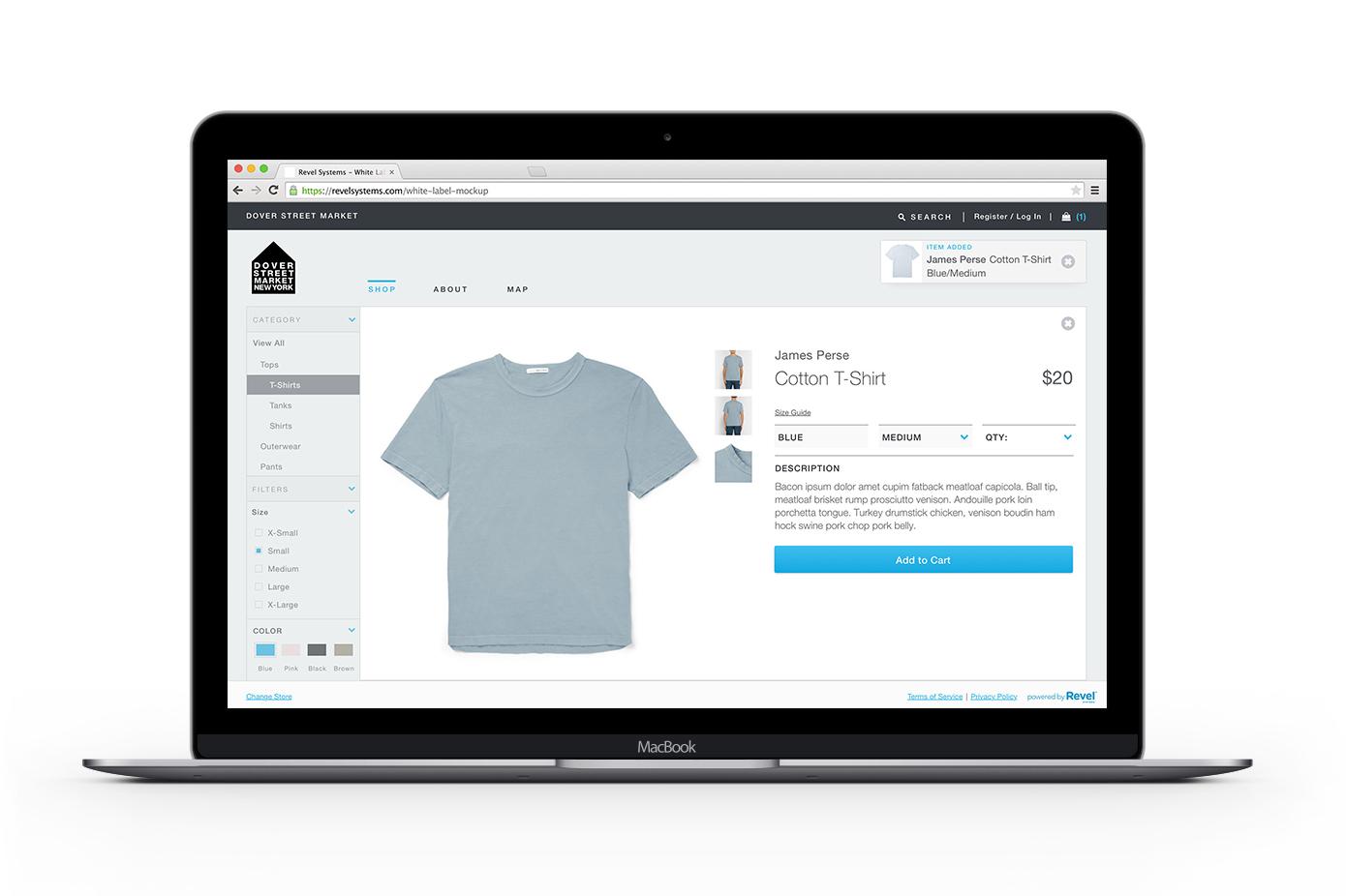 E-Commerce - Retail Shot 4